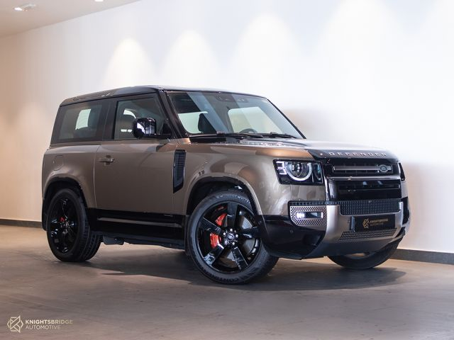 Perfect Condition 2021 Land Rover Defender X at Knightsbridge Automotive