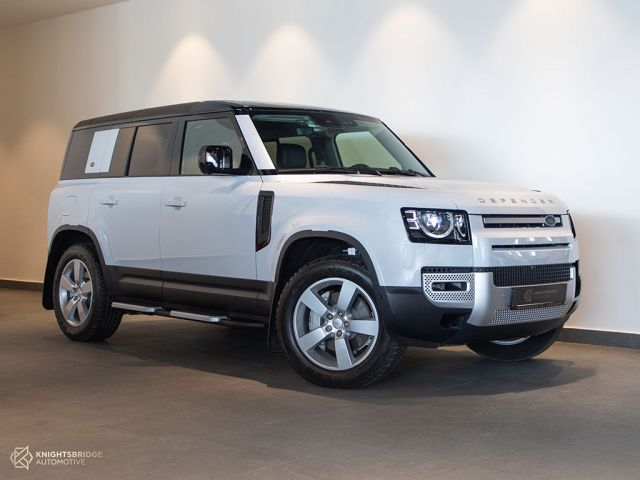Perfect Condition 2021 Land Rover Defender P400 HSE at Knightsbridge Automotive