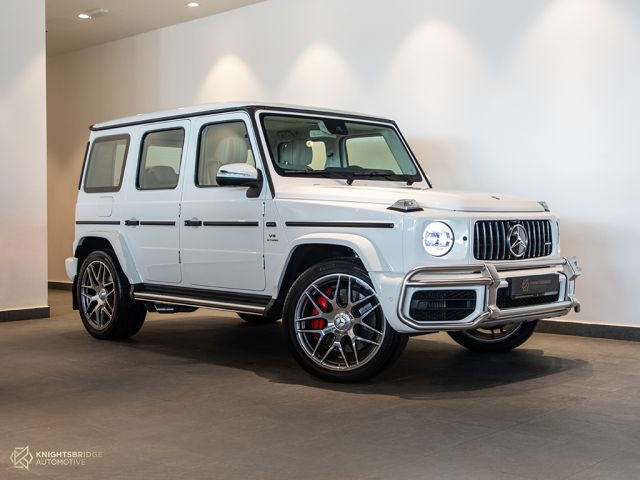 Perfect Condition 2020 Mercedes-Benz G63 AMG at Knightsbridge Automotive