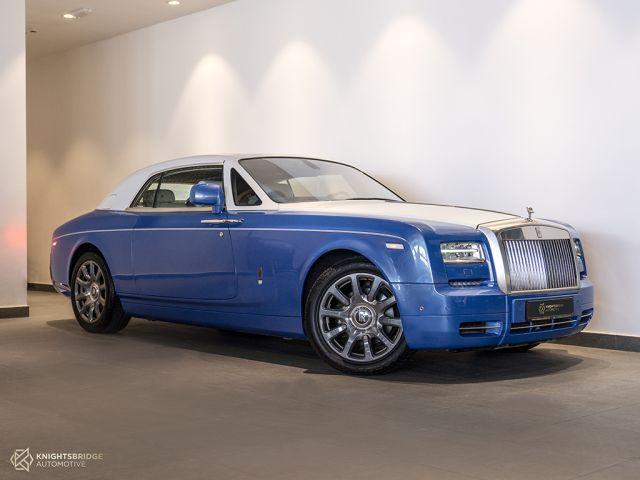 Perfect Condition 2015 Rolls-Royce Phantom Coupe at Knightsbridge Automotive
