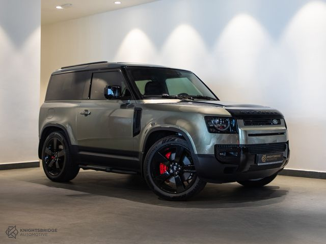 Perfect Condition 2021 Land Rover Defender 90 at Knightsbridge Automotive