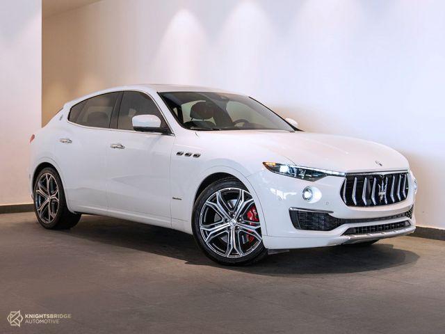 Perfect Condition 2020 Maserati Levante S at Knightsbridge Automotive