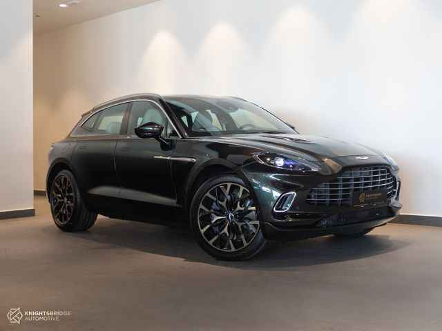 New 2021 Aston Martin DBX at Knightsbridge Automotive