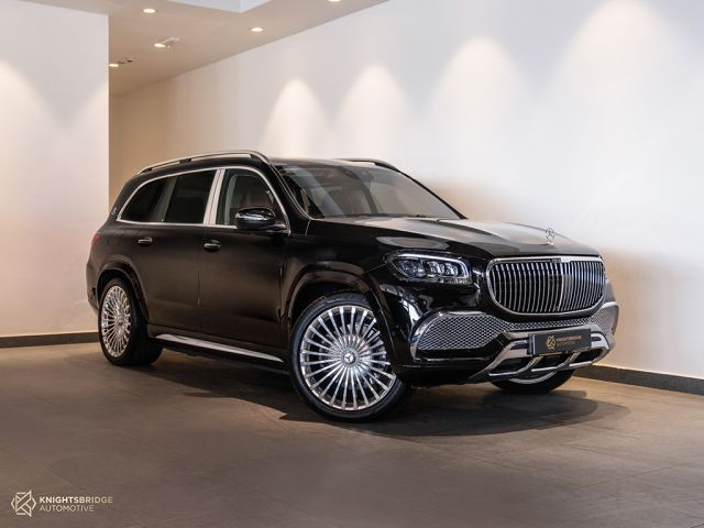 Perfect Condition 2021 Mercedes-Benz GLS600 Maybach at Knightsbridge Automotive