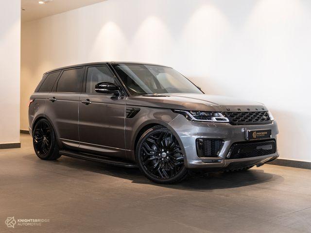 Perfect Condition 2019 Range Rover Sport HSE Urban at Knightsbridge Automotive