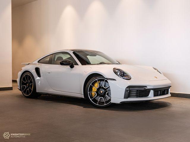 Perfect Condition 2020 Porsche 911 Turbo S at Knightsbridge Automotive