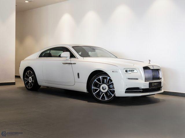 Perfect Condition 2017 Rolls-Royce Wraith at Knightsbridge Automotive