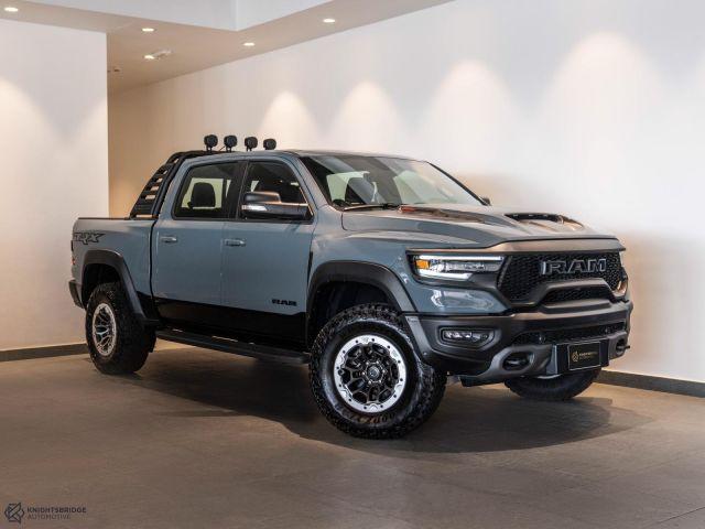 Perfect Condition 2021 Dodge RAM TRX Launch Edition at Knightsbridge Automotive