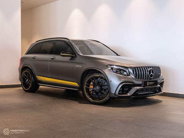 Perfect Condition 2019 Mercedes-Benz GLC 63S AMG at Knightsbridge Automotive