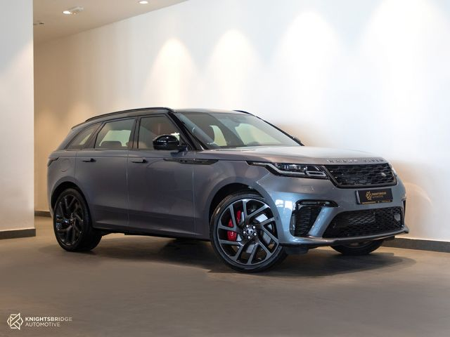 Perfect Condition 2020 Range Rover Velar Autobiography SV at Knightsbridge Automotive