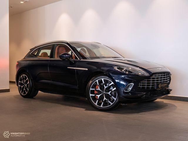 Perfect Condition 2021 Aston Martin DBX at Knightsbridge Automotive