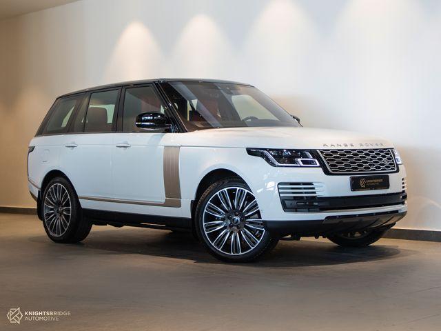 New 2021 Range Rover Vogue SE Supercharged at Knightsbridge Automotive