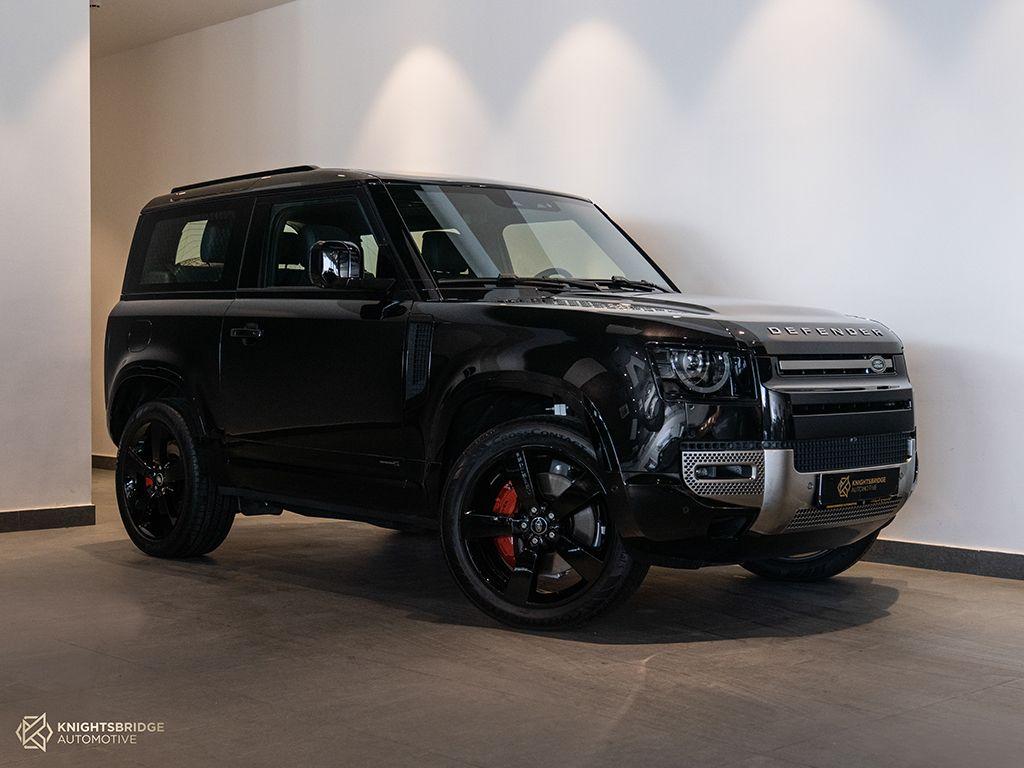 2022 Land Rover Defender X at Knightsbridge Automotive - (10060 - 1)