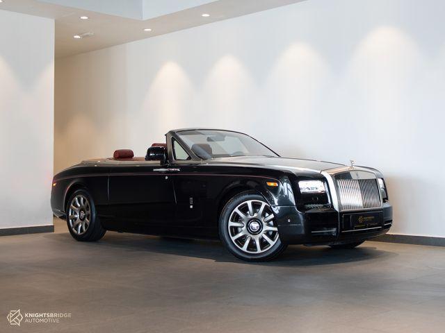 Perfect Condition 2014 Rolls-Royce Phantom Drophead at Knightsbridge Automotive