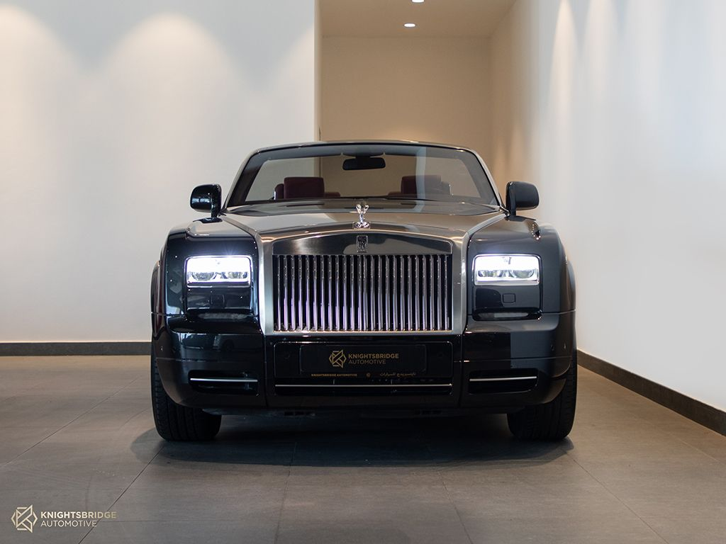 2014 Rolls-Royce Phantom Drophead at Knightsbridge Automotive - (10063 - 2)