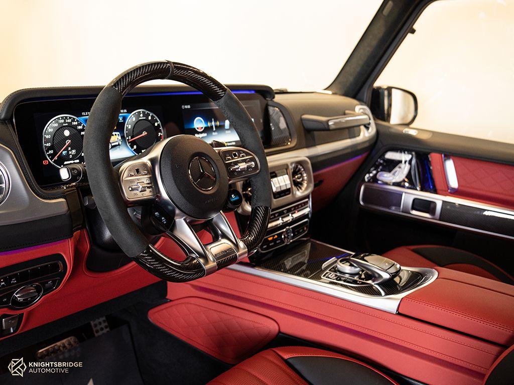2021 Mercedes-Benz G63 AMG at Knightsbridge Automotive - (10064 - 6)