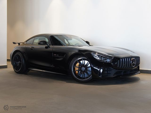 Perfect Condition 2018 Mercedes-Benz GT-R AMG at Knightsbridge Automotive