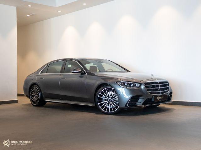 New 2022 Mercedes-Benz S450 4Matic at Knightsbridge Automotive