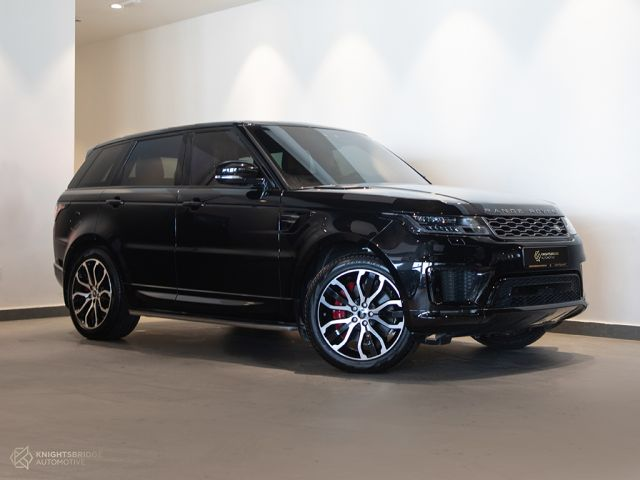 Perfect Condition 2021 Range Rover Sport Supercharged at Knightsbridge Automotive