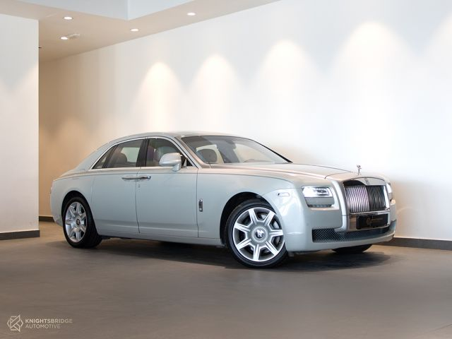 Perfect Condition 2014 Rolls-Royce Ghost at Knightsbridge Automotive