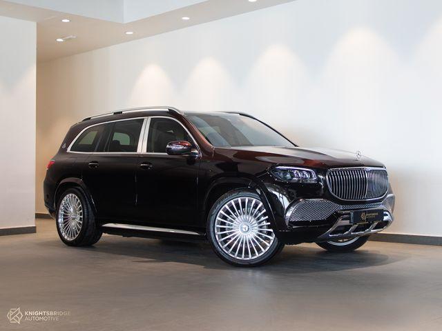 New 2021 Mercedes-Benz GLS600 Maybach at Knightsbridge Automotive