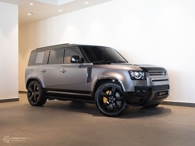 Perfect Condition 2021 Land Rover Defender HSE at Knightsbridge Automotive
