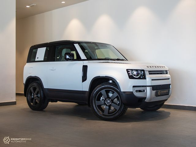 New 2022 Land Rover Defender at Knightsbridge Automotive