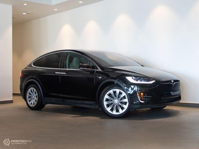 Perfect Condition 2017 Tesla Model X 100D at Knightsbridge Automotive