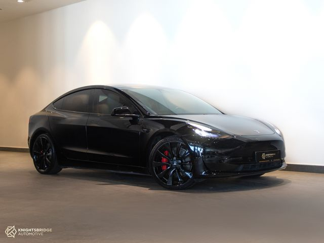 Perfect Condition 2019 Tesla Model 3 at Knightsbridge Automotive