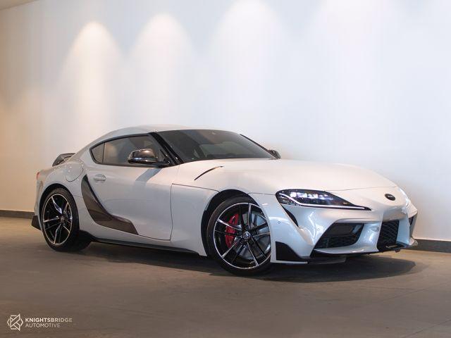 Perfect Condition 2020 Toyota Supra GR at Knightsbridge Automotive