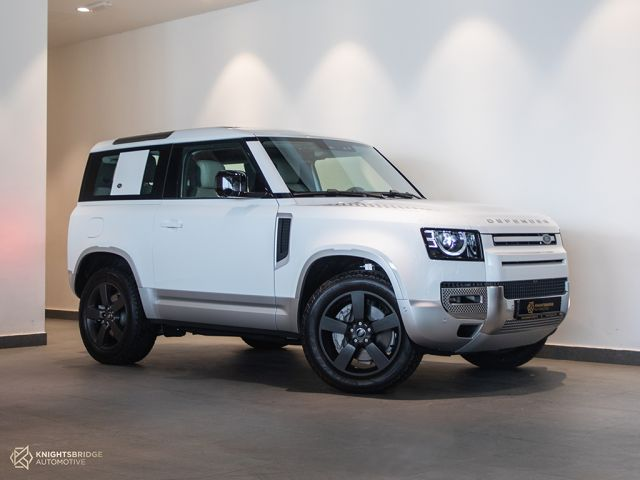 New 2022 Land Rover Defender 90 HSE at Knightsbridge Automotive