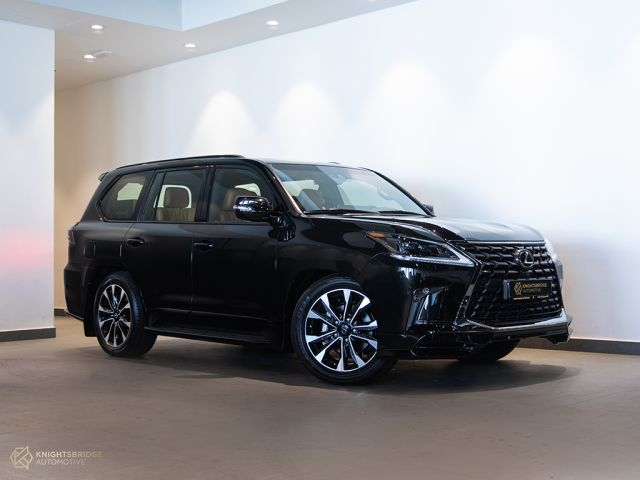New 2021 Lexus 570 S Black Edition at Knightsbridge Automotive