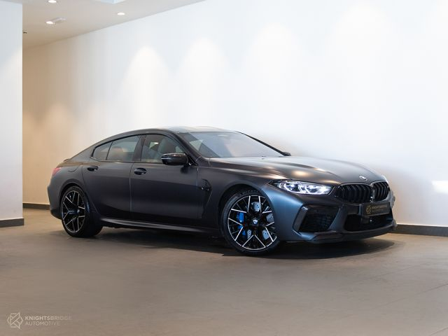 Perfect Condition 2020 BMW M8 Competition at Knightsbridge Automotive