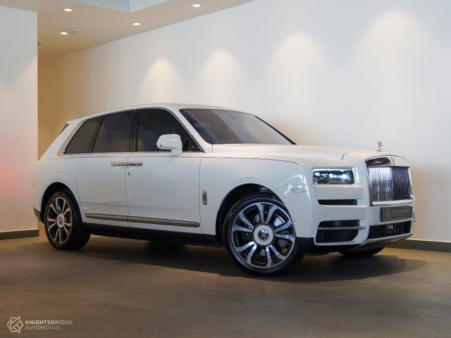 Perfect Condition 2020 Rolls-Royce Cullinan at Knightsbridge Automotive