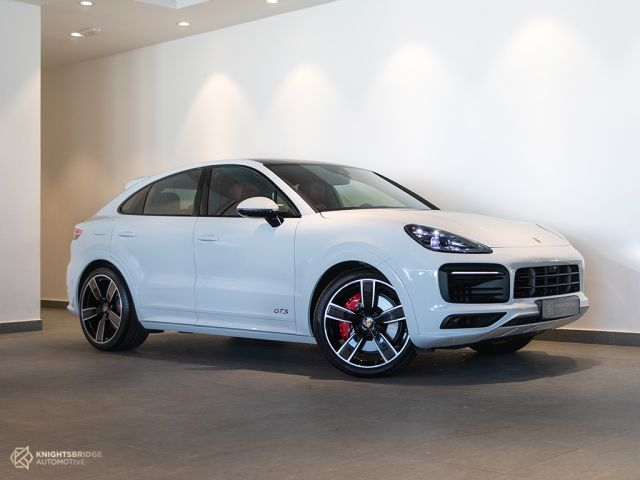 Perfect Condition 2021 Porsche Cayenne GTS at Knightsbridge Automotive