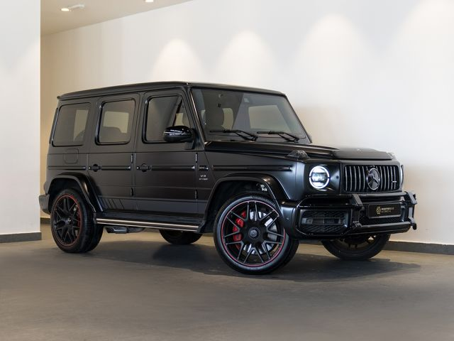 Perfect Condition 2019 Mercedes-Benz G63 AMG at Knightsbridge Automotive