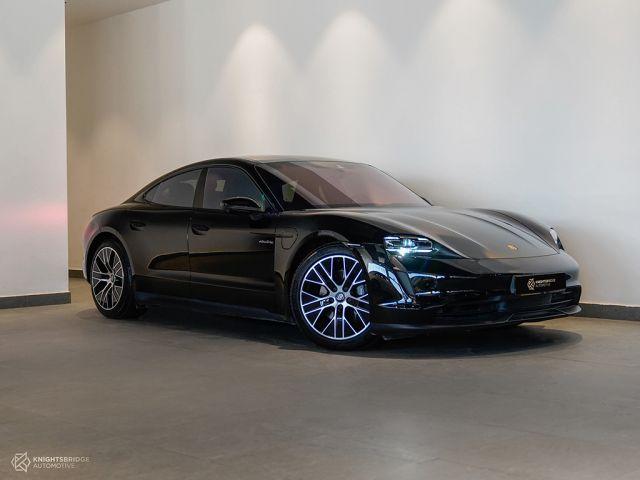 Perfect Condition 2021 Porsche Taycan at Knightsbridge Automotive