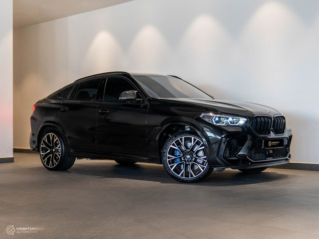 Perfect Condition 2021 BMW X6M Competition at Knightsbridge Automotive